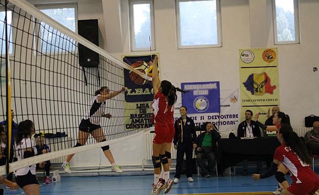 ACS Top Volei 05 Constanța încă nu a reușit să câștige vreun set în Divizia A2 de senioare