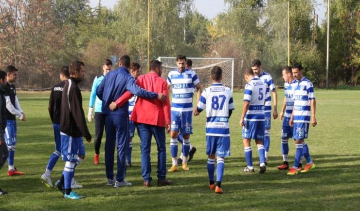 Jucătorii de la Suporter Spirit Club Farul Constanța vor câștiga cu 3-0 partidele de la Ovidiu