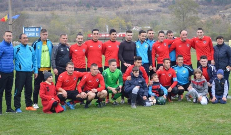 CS Peștera și-a învins în turul acestui campionat ambele contracandidate la promovare