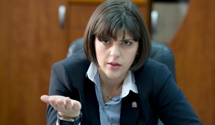 Procurorul-șef al DNA, Laura Codruța Kovesi