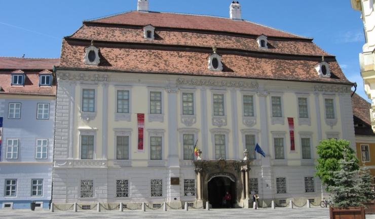 Palatul Brukenthal din Sibiu a fost retrocedat Bisericii Evanghelice