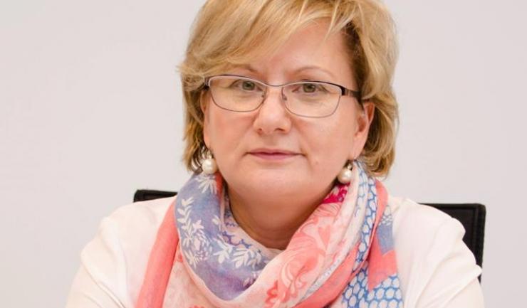 """Candidatul PNL la Camera Deputaților Ana Marcu: """"Lista propusă de PNL Constanța este compusă din oameni profesioniști, care și-au creat un nume în domeniul lor de activitate"""""""