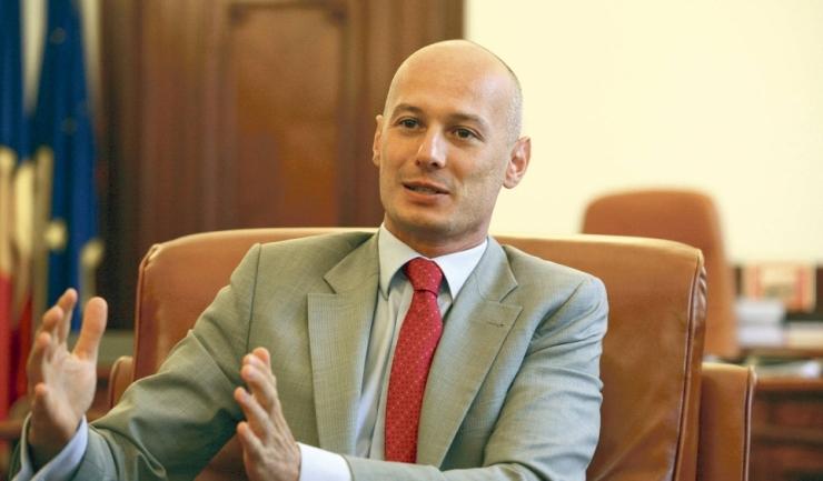 Bogdan Olteanu, fost viceguvernator al BNR