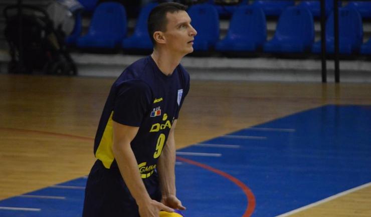 Pentru Florin Voinea, CS Medgidia este prima echipă din cariera de antrenor