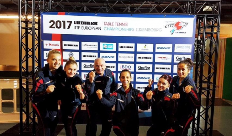 Sportivele conduse de antrenorul constănțean Viorel Filimon au câștigat finala cu Germania