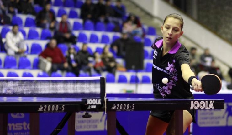 Eliza Samara s-a calificat fără probleme în optimi la CE de la Budapesta
