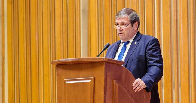 Senatorul social-democrat de Constanța Ștefan Mihu