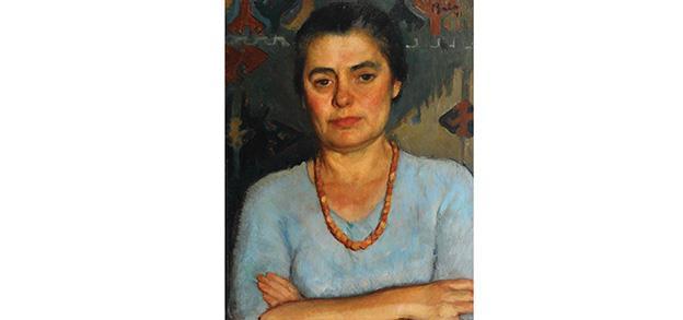 Corneliu Baba, Portret de femeie