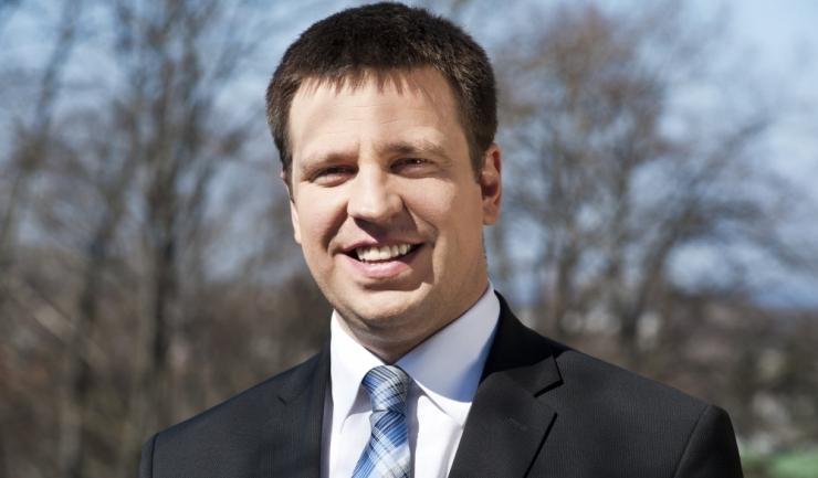 Premierul eston, Juri Ratas