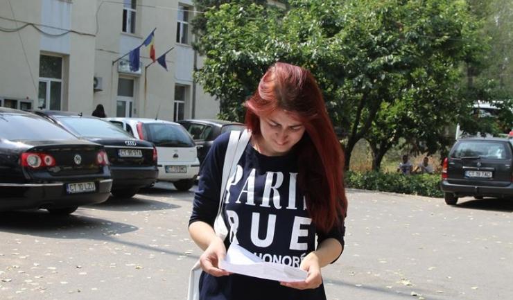 Andreea Baciu, tânăra care ar fi fost escrocată de o agenție de casting