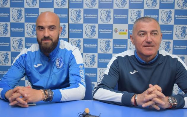 Georgian Păun și Petre Grigoraș așteaptă suporterii în număr cât mai mare în tribune