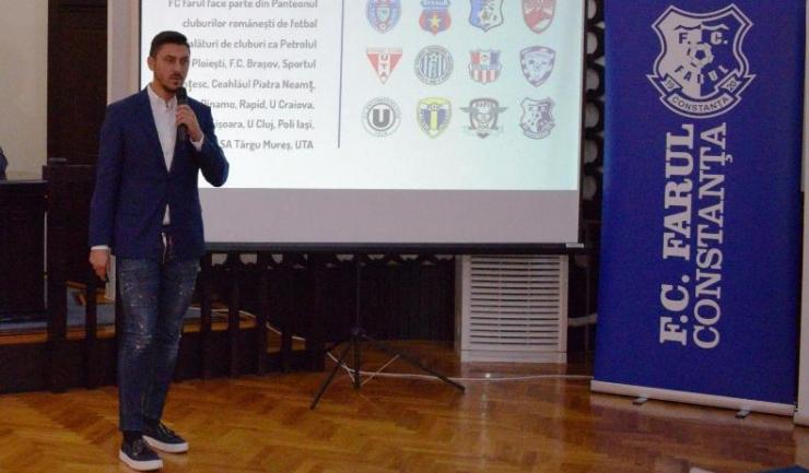 """Ciprian Marica, finanțator FC Farul: """"Este greu ca privat să te lupți de unul singur în liga secundă cu cluburile susținute de autoritățile locale"""""""