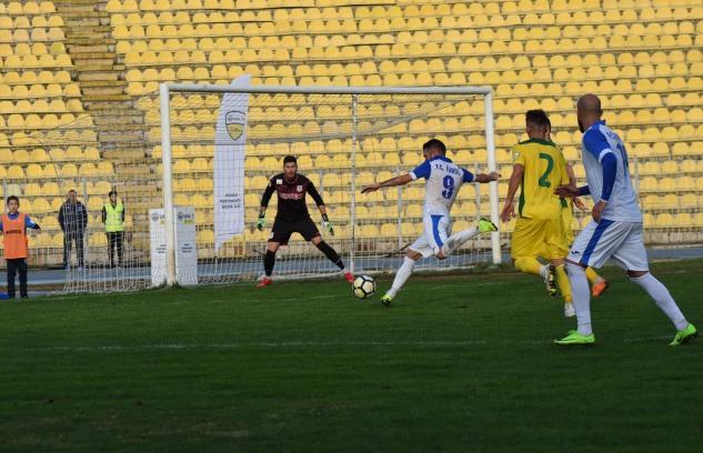 Jucătorii Farului vor lupta pentru un rezultat pozitiv la Bucureşti