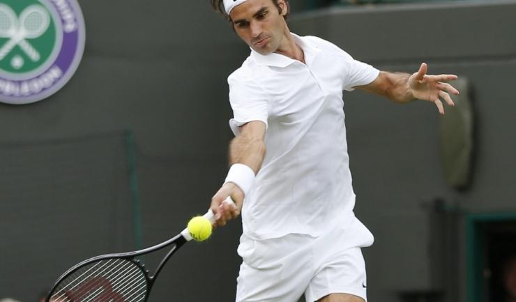 Roger Federer a devenit tenismanul cu cele mai multe trofee cucerite la Londra