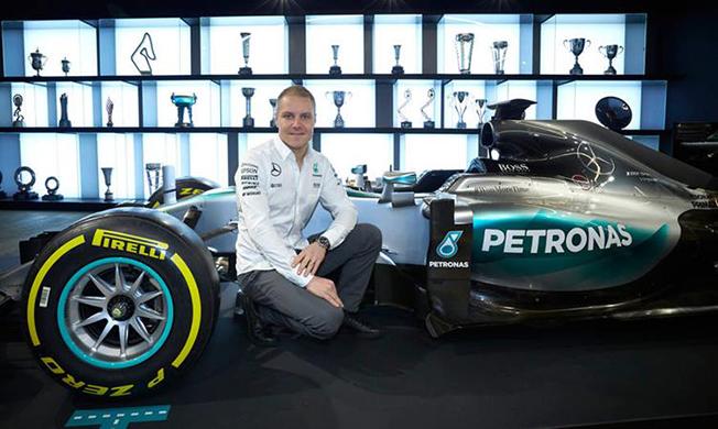 Valtteri Bottas s-a acomodat foarte repede cu mașina Mercedes
