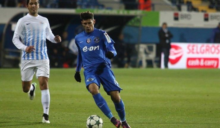 Florinel Coman a impresionat în meciul cu FC Zurich din Liga Campionilor la tineret, dar și în partidele din Liga 1