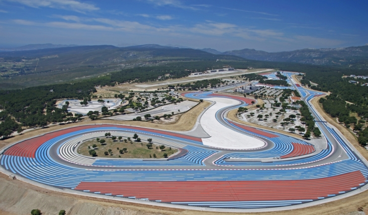 """Circuitul """"Paul Ricard"""" va găzdui MP al Franței începând cu anul 2018"""
