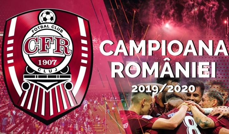 Sursa foto: Facebook Fotbal Club CFR 1907 CLUJ-NAPOCA