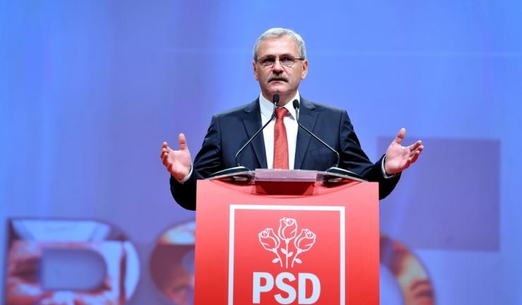 Președintele PSD, Liviu Dragnea, este considerat adevăratul premier al României, cel care va trage sforile Executivului condus de Sorin Grindeanu