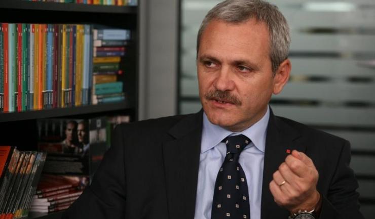 Președintele PSD, Liviu Dragnea: