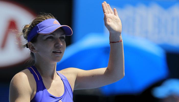 Simona Halep a ajuns în penultimul act al turneului din capitala Italiei