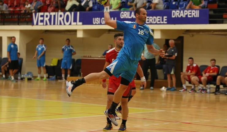 Branislav Angelovski nu va juca în meciurile de la Târgoviște, fiind menajat din cauza unei accidentări