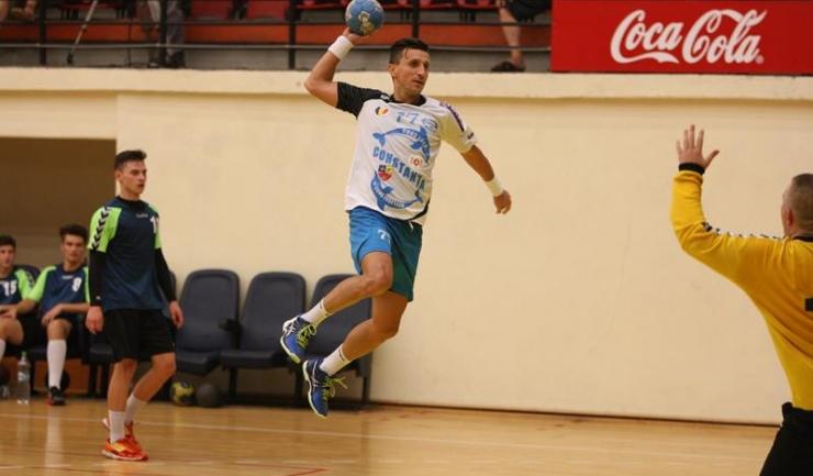 George Buricea visează să câștige Cupa României în orașul său natal, Brăila