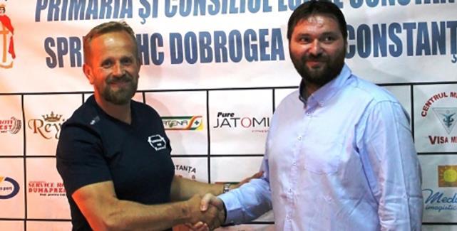 Antrenorul Zvonko Sundovski vrea să obţină performanţe şi cu HCDS