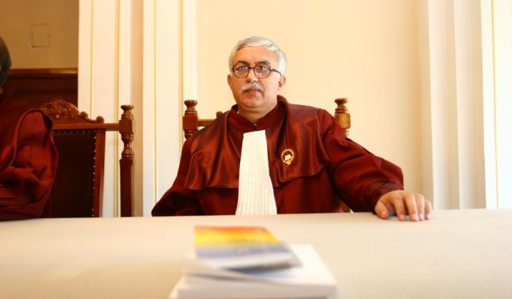 Președintele CCR, Augustin Zegrean: