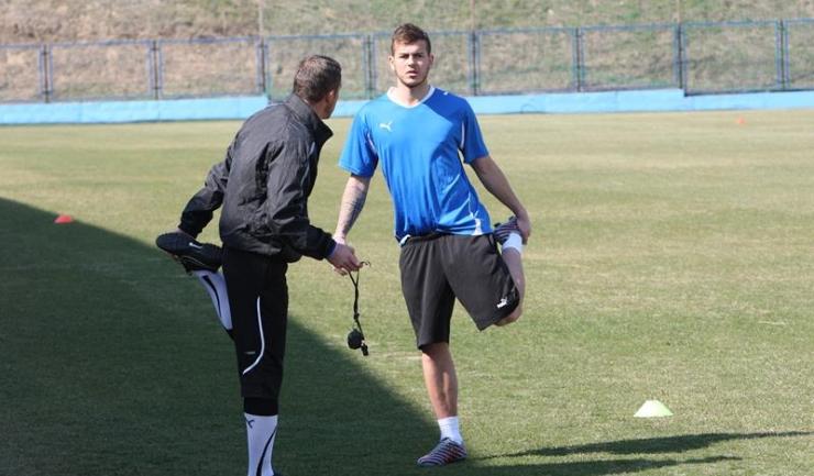 Denis Alibec va putea juca la EURO 2016