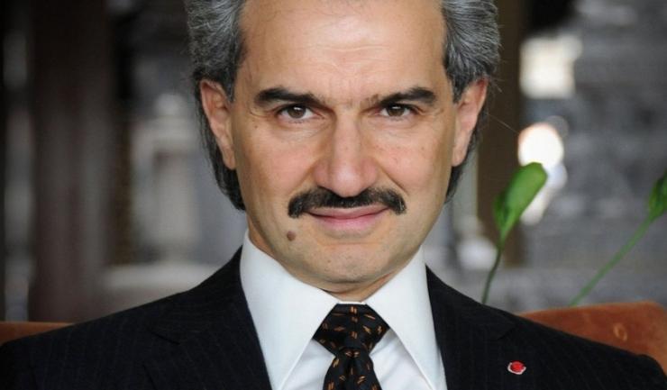 Prințul miliardar Alwaleed Bin Talal, principal acționar al societății internaționale de investiții Kingdom Holding Company, se numără printre arestaţi