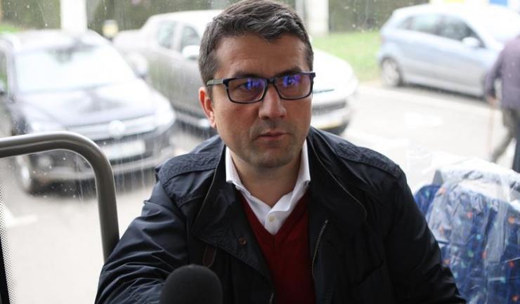 """Primarul interimar Decebal Făgădău: """"Ne dorim ca autobuzele să fie dotate cu aer condiționat, rampă pentru persoane cu dizabilități și GPS"""""""