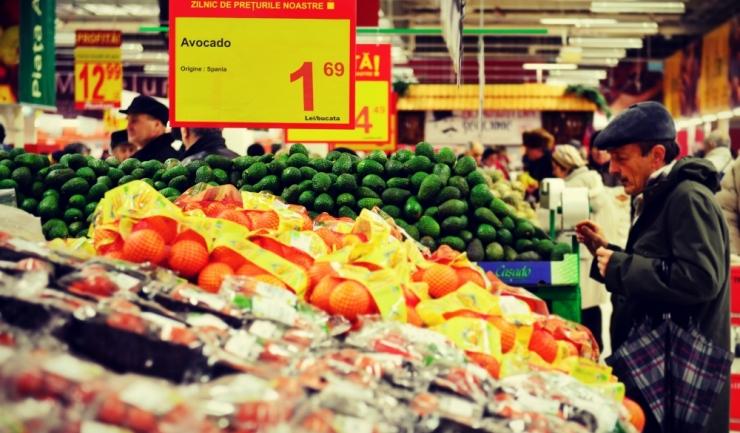 România a avut, în aprilie, cea mai mică rată anuală a inflației dintre toate statele UE, de 0,6%