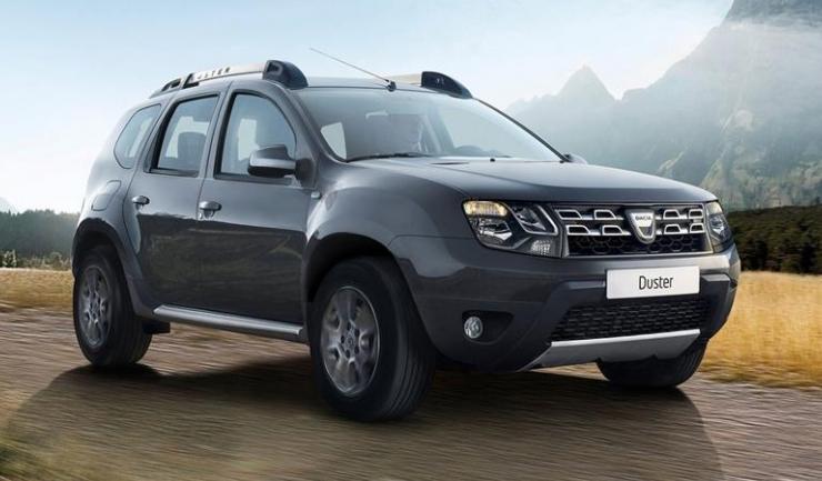 Dacia rămâne favorita românilor, ocupând primul loc în topul înmatriculărilor auto, cu 1.887 de unități noi în ianuarie