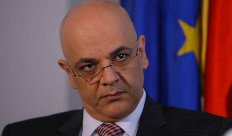 Secretarul de stat în MAI Raed Arafat