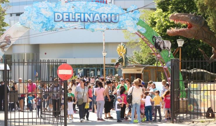 De 1 Iunie, toți copiii vor avea intrare liberă la muzeele constănțene și la Delfinariu