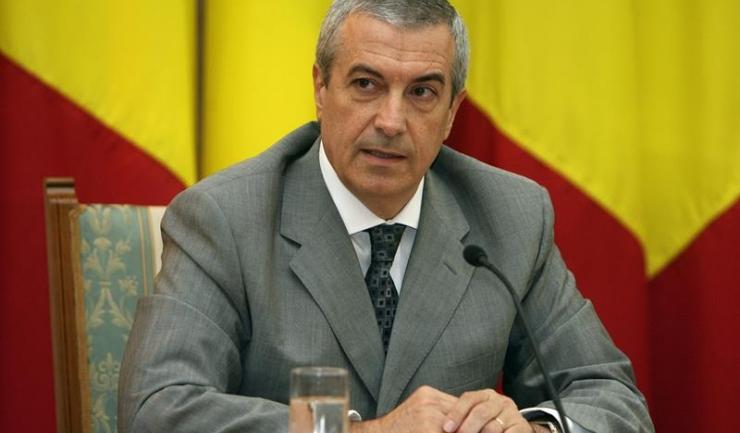 Călin Popescu-Tăriceanu: