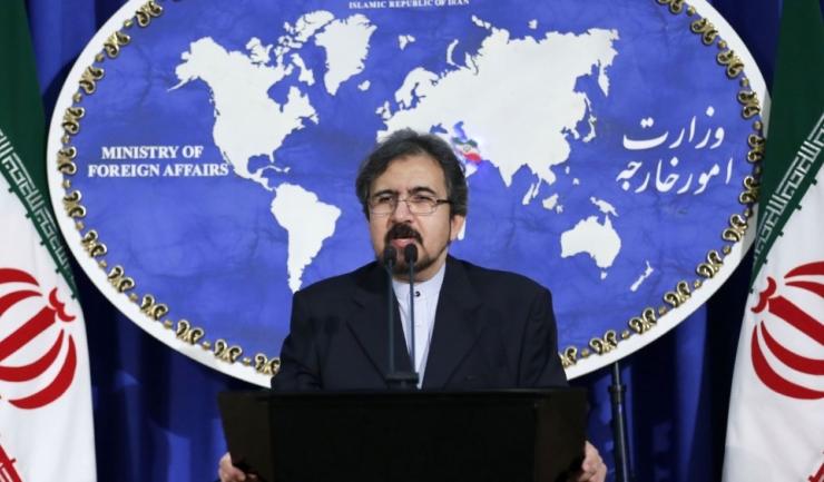 Purtătorul de cuvânt al Ministerului de Externe iranian, Bahram Qassemi