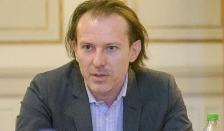 Florin Vasile Cîțu, cel mai contestat ministru al Cabinetului Orban