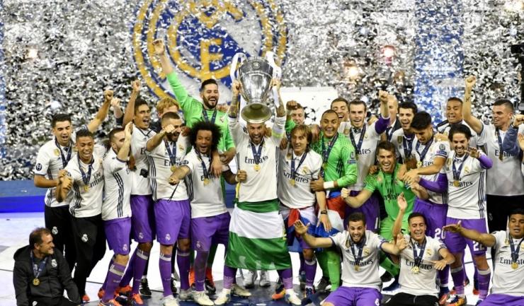 """Titularii lui Real Madrid vor încasa câte 1,5 milioane euro pentru câștigarea """"trofeului cu urechi"""""""
