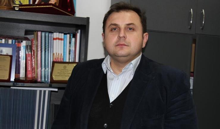 Profesorul Mihnea-Claudiu Drumea candidează de pe locul cinci în lista PNL pentru Senat