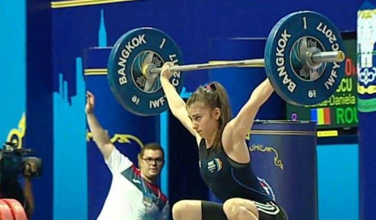 În 2017, Bianca Dumitrescu a cucerit și două medalii de aur la Europenele U-17