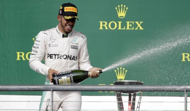 Lewis Hamilton a reușit un weekend perfect la Austin