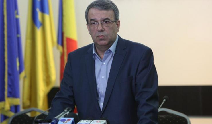 Chițac nu e interesat să participe la administrarea municipiului Constanța din postura de consilier local. El vroia doar primar...