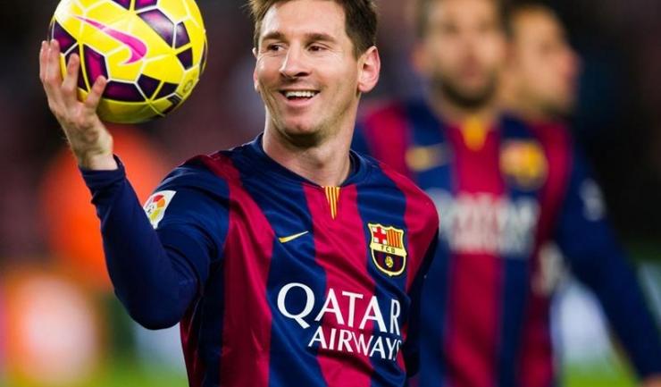 La ora actuală, Lionel Messi încasează 74 de milioane de euro pe an, sumă brută