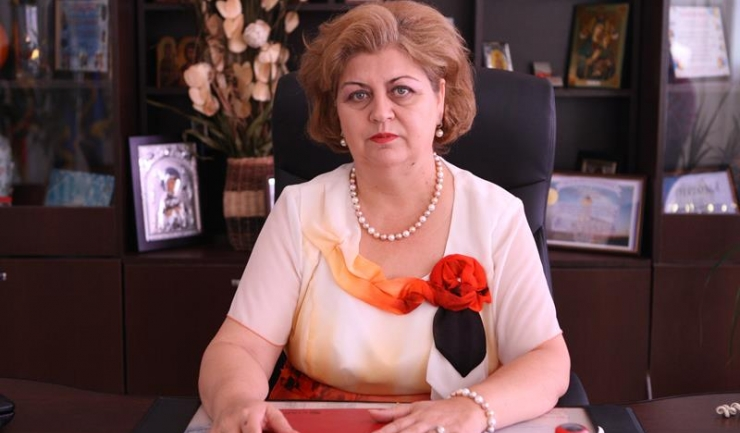 Gabriela Iacobici (PSD) este singurul candidat la funcția de primar al comunei Grădina