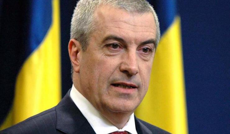 """Președintele Senatului, Călin Popescu-Tăriceanu: """"MAI nu face paradă cu trofeele obținute, spre deosebire de alte instituții de forță ale statului"""""""