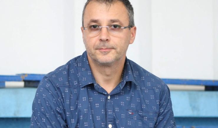 Adrian Bîlbă va rămâne manager al CMSN până când se va găsi o soluție de continuitate