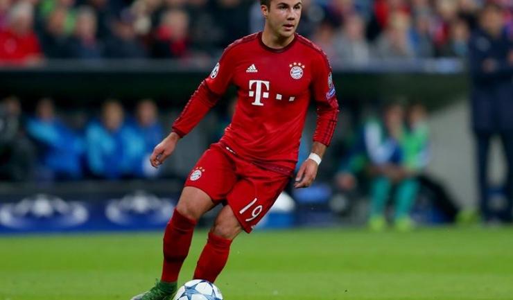 Mario Götze speră să-și relanseze cariera la Borussia Dortmund