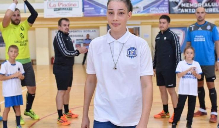 Amalia Niţă a câştigat toate confruntările în ultimii patru ani (sursa foto: Facebook Clubul Sportiv Medgidia)